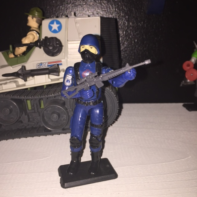 G.I. Joe - Cobra the enemy action figure