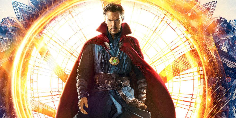 Dr. Strange (Benedict Cumberbatch)