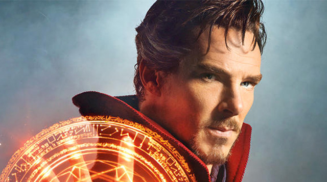 Benedict Cumberbatch was the perfect choice for Dr. Stephen Strange