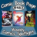 Weekly comics spotlight