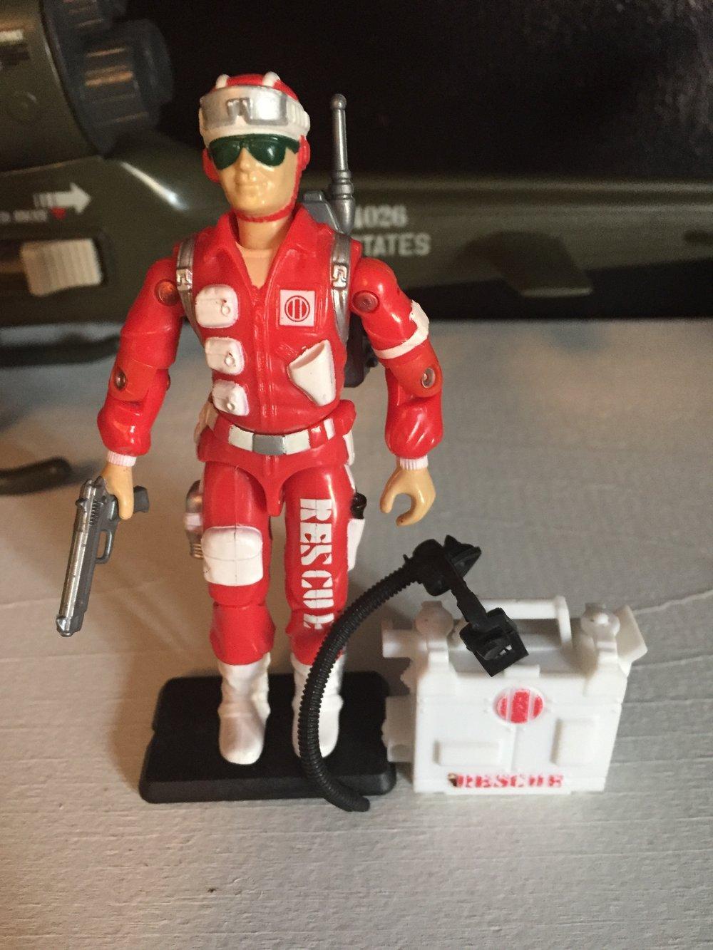 G.I. Joe 1986 Lifeline