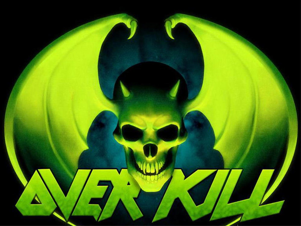 Nofriender thrash metal show when it was cool exclusive podcast - over kill