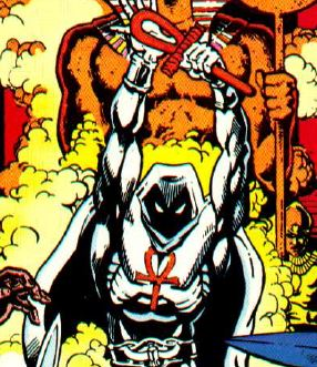 Fist of khonsu (1985)