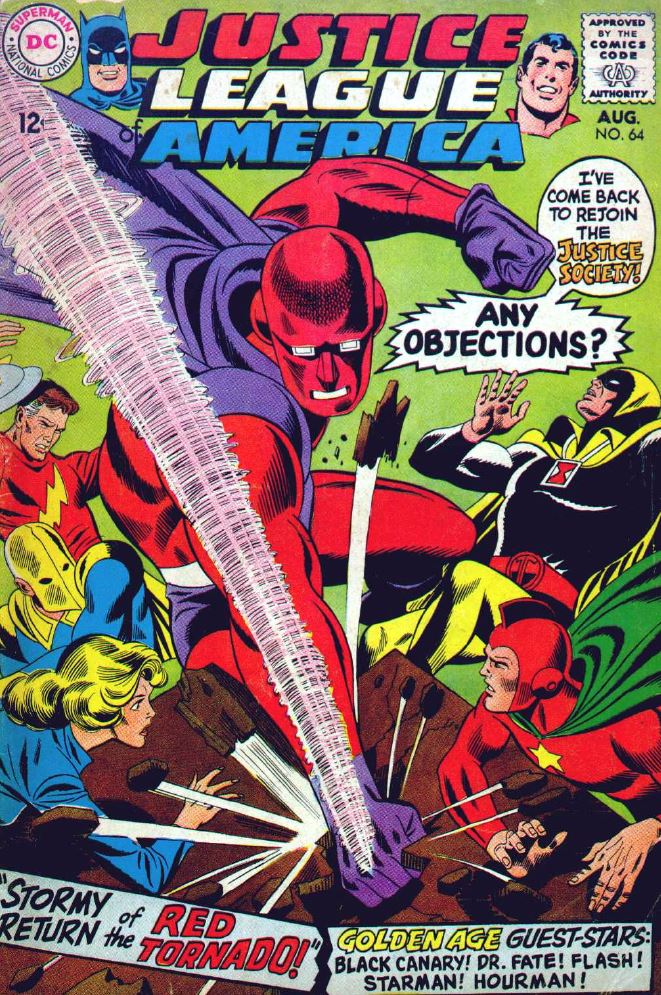 feature article - red tornado tuesday