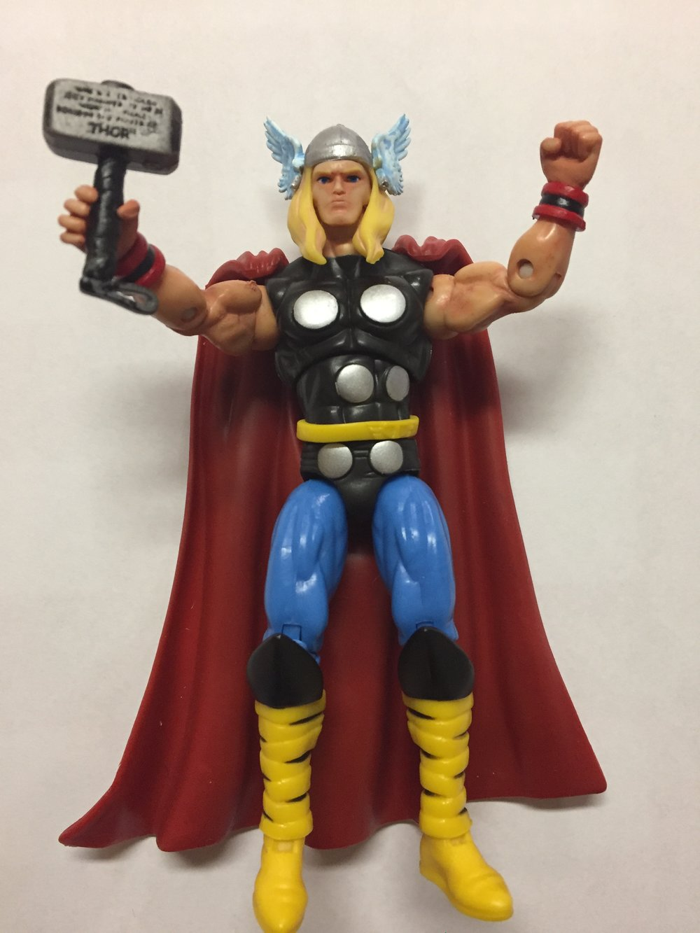 feature article - thor thursday