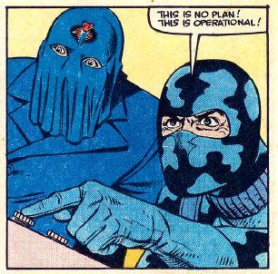 An early firefly appearance with cobra commander.