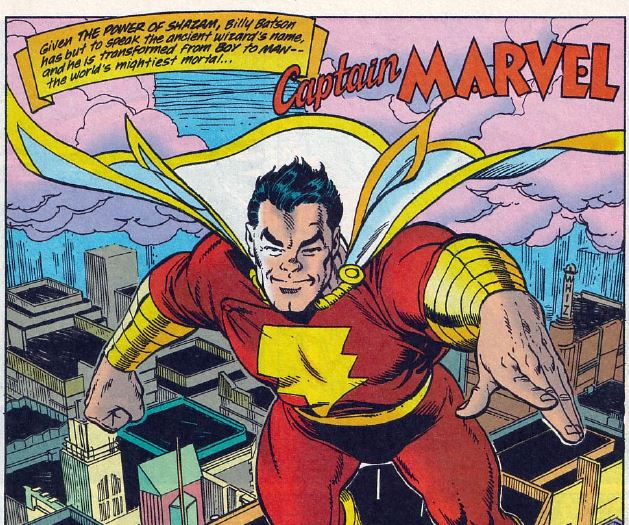 "in the 1990's there was a really high quality captain marvel series called ""Power of Shazam"" which is the closest the character has gotten in the modern age to a faithful rendition of the character."