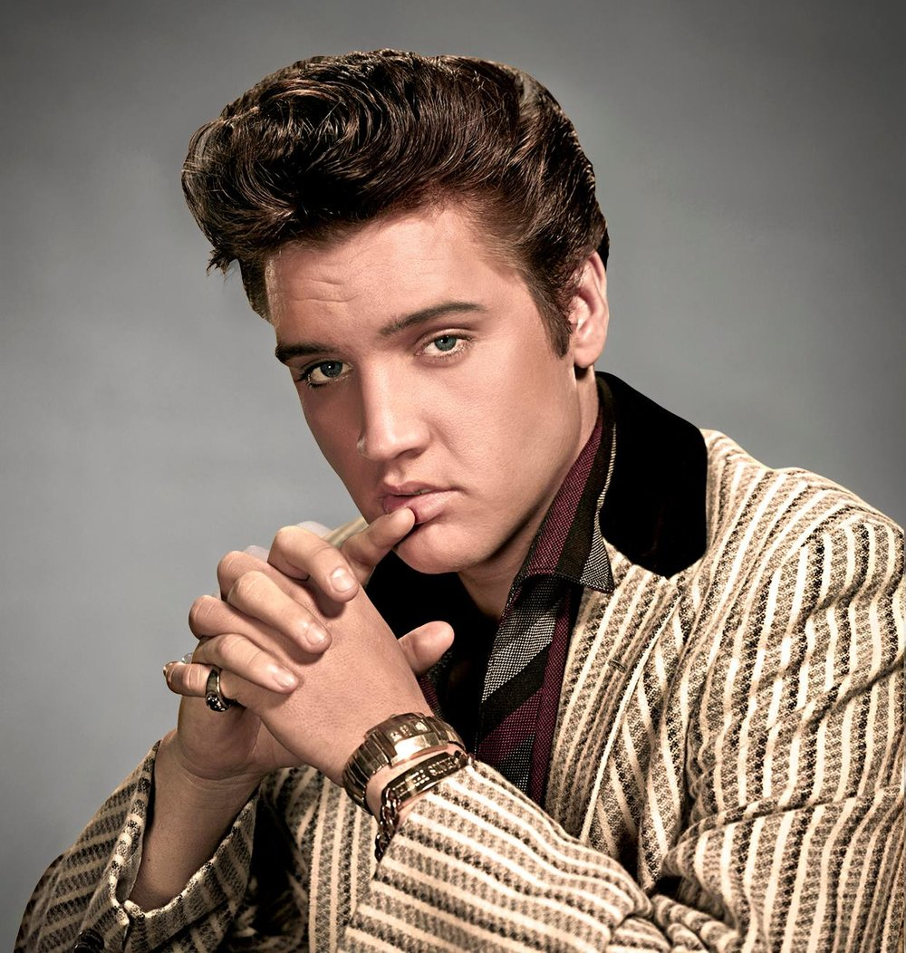 feature article - when it was cool visits elvis birthplace