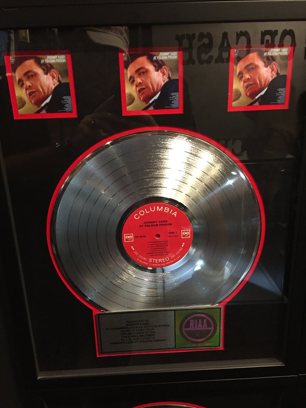 feature article - johnny cash museum