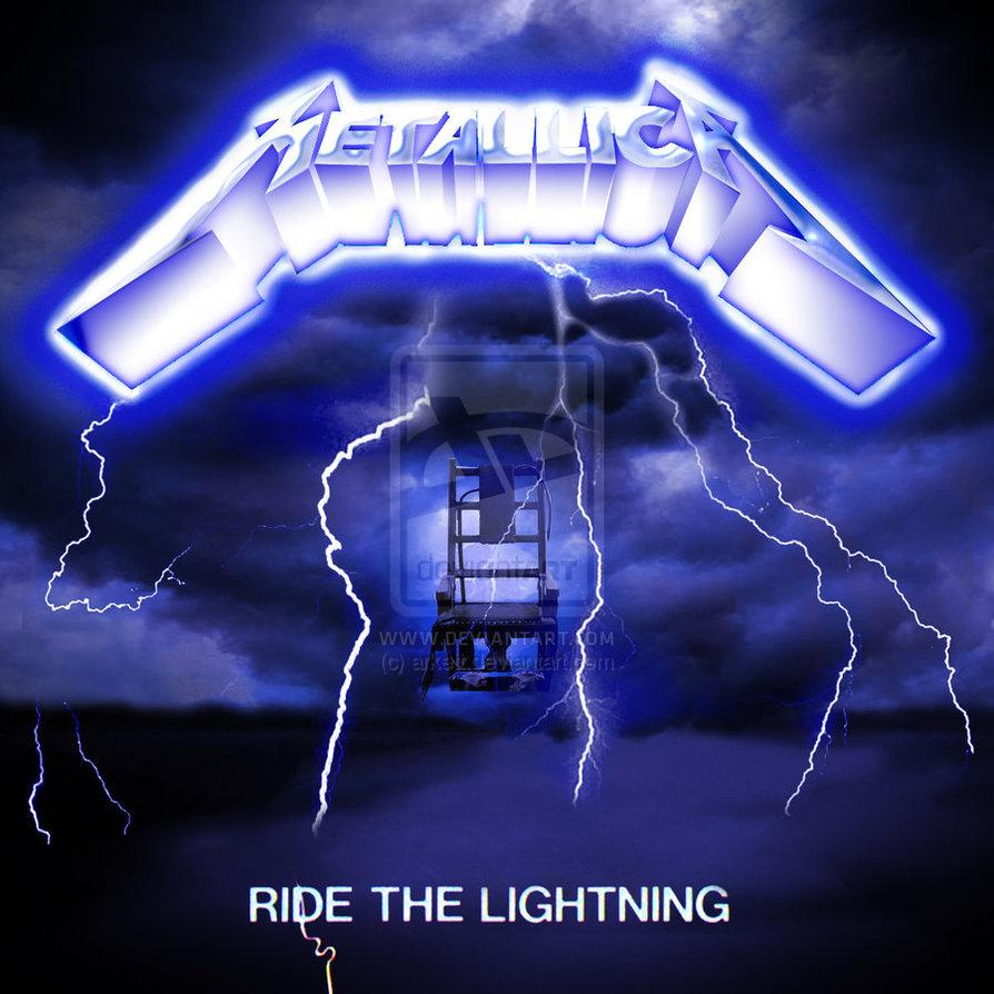NoFriender thrash metal show podcast 10 - metallica ride the lightning