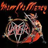 Nofriender thrash metal show podcast - episode 11 - slayer - show no mercy