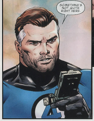 Editorial - Reed Richards of the Fantastic Four is an idiot.