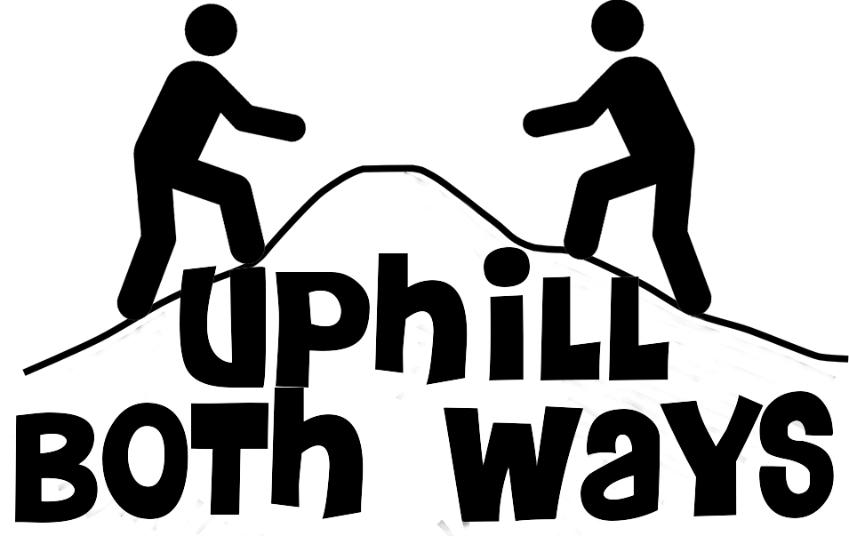 up hill both ways podcast talking pop culture memories. episode 0