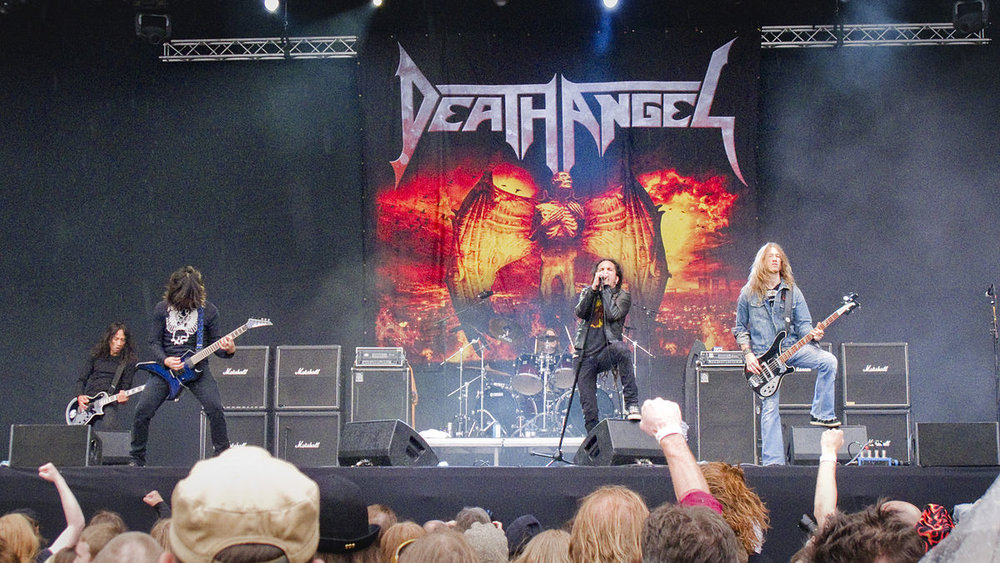 nofriender thrash heavy metal podcast - episode 16 -death angel