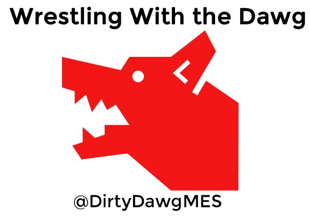 "Wrestling with the dawg podcast - great pro wrestling insight from eric ""Dirty Dawg"" Darsie"
