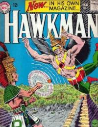 Hawkman circa 1964