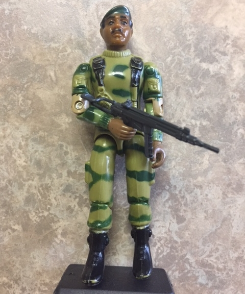 G.I. Joe 1983 Stalker
