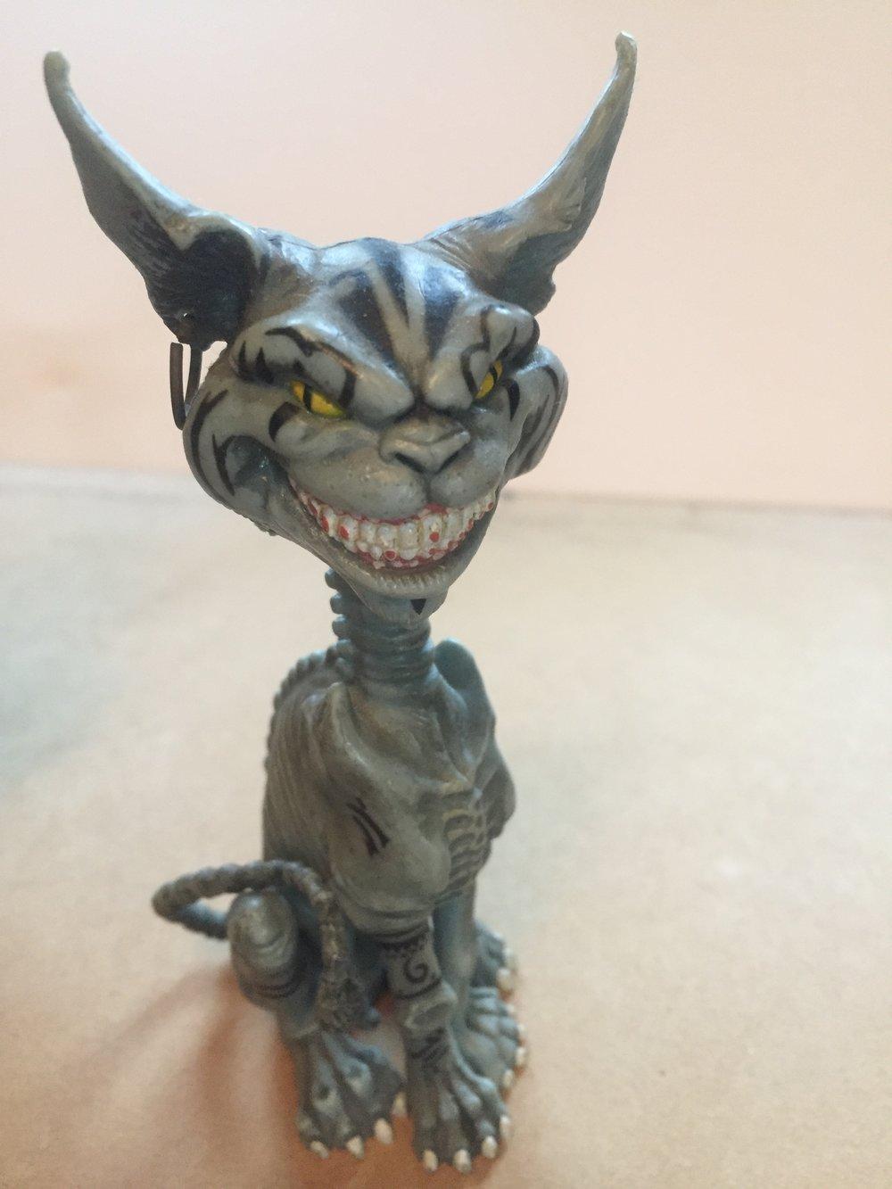 American McGee's Cheshire Cat