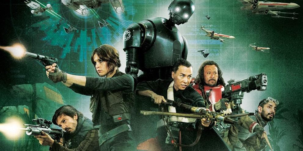 Star Wars - Rogue One. A Star Wars Anthology film.  That 3.9 thing... well... I made that up.
