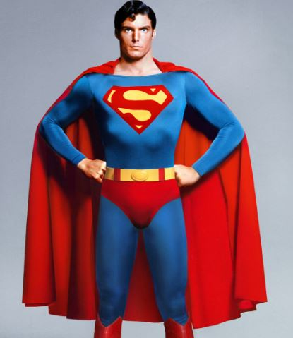 Christopher Reeves Superman.JPG