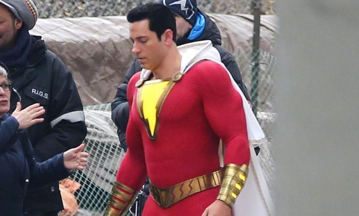 Captain Marvel Shazam When It Was Cool