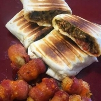 Grilled Cheeseburger wraps.JPG