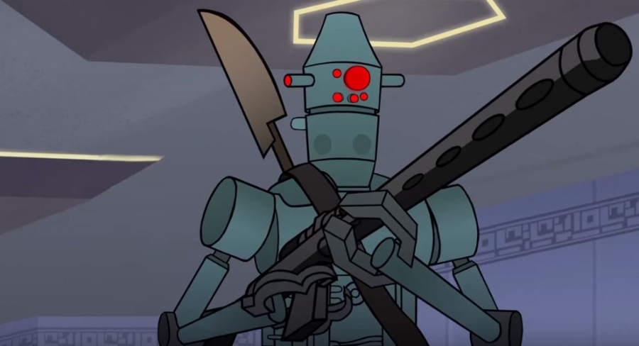 IG-88 Star Wars Forces of Destiny.JPG