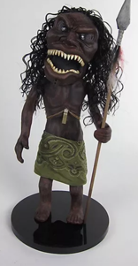 Zuni fetish warrior from trilogy of terror