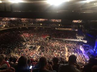 BJCC Arena in Birmingham, AL
