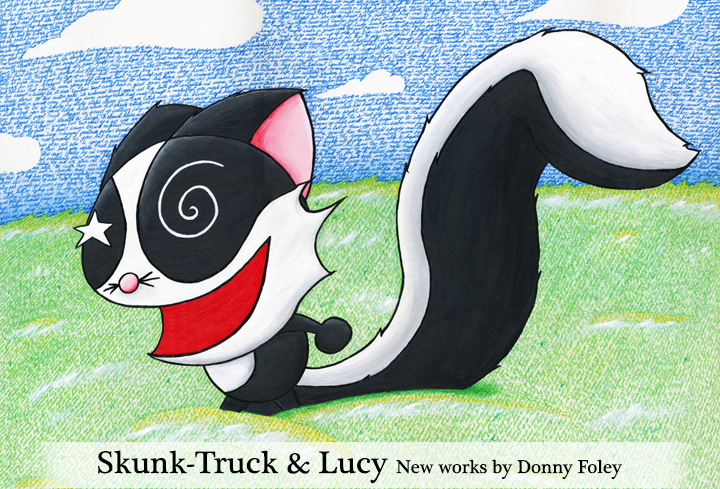 Skunk-Truck Flyer