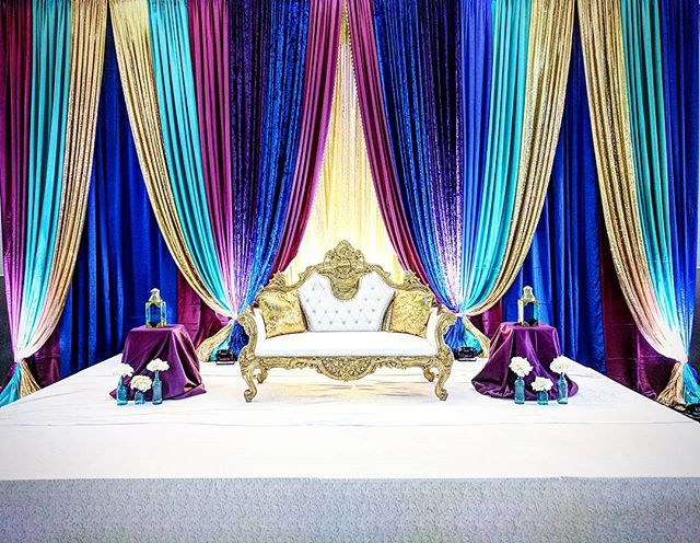 Lohri parties are always exciting! 😍 • • • • • #minttobe #decor #custom #setups #wedding #engagement #parties #events #backdrops #props #gta #toronto #ontario #canada #bride #groom #indianweddings #sangeet #mayiah #torontoevents #lohri  #happylohri #6ix #tdot #gta #parties