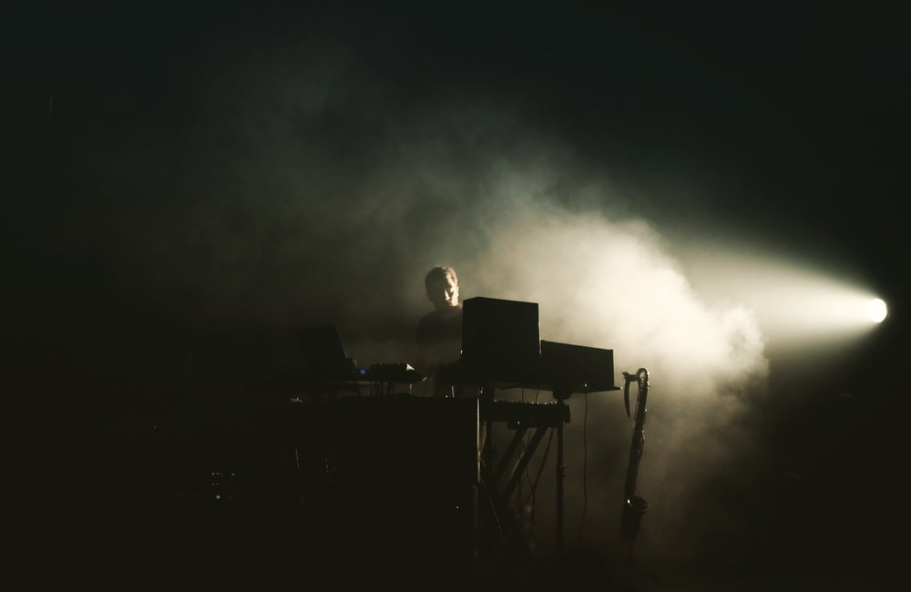 nicolas jaar, webster hall