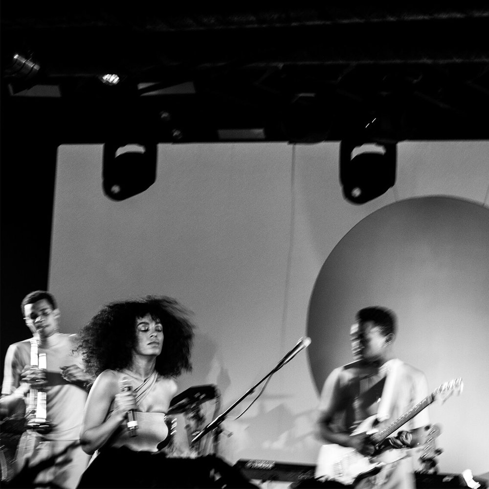 solange x saint heron, youtube at coppertank sxsw