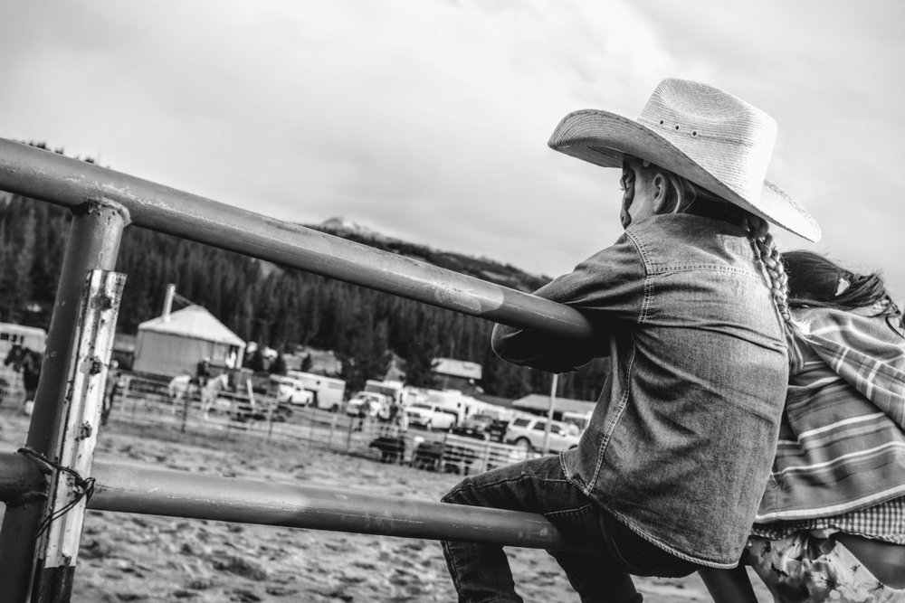 cowgirl, big sky, mt