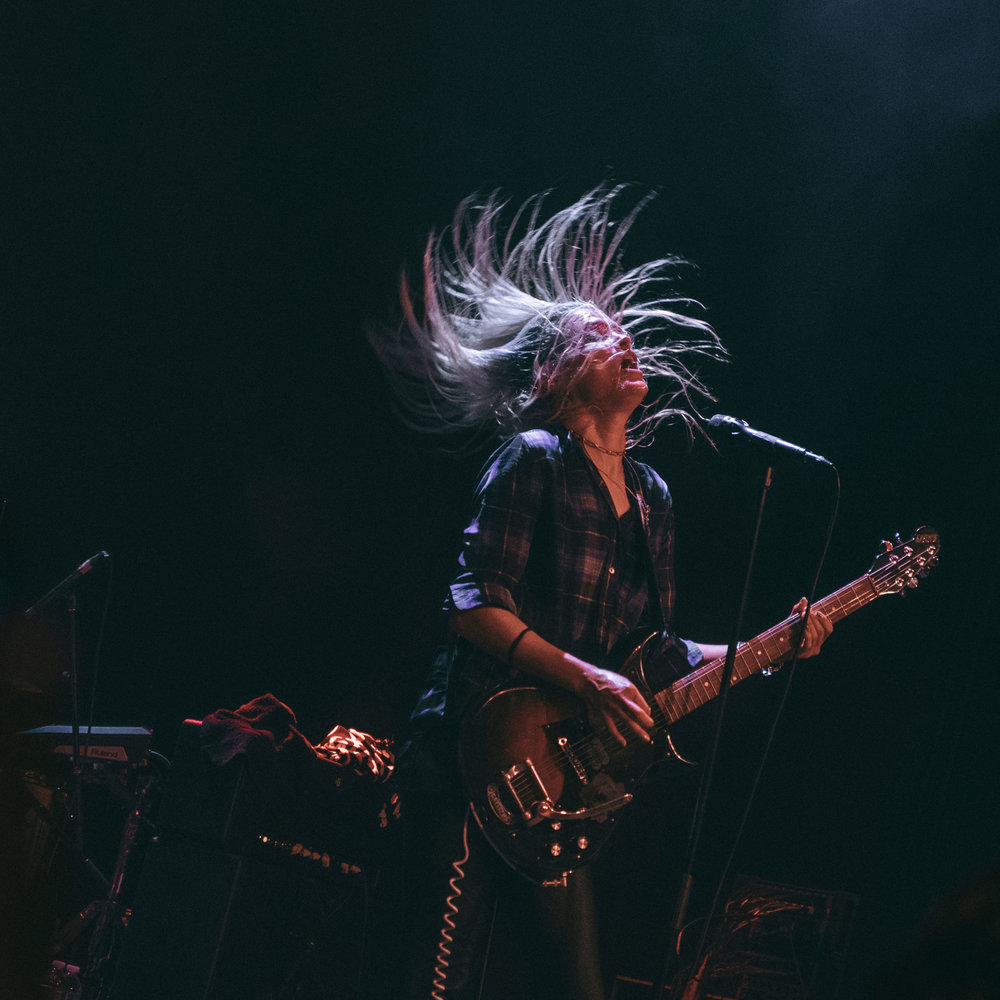 the kills 15th anniversary show, brooklyn steel