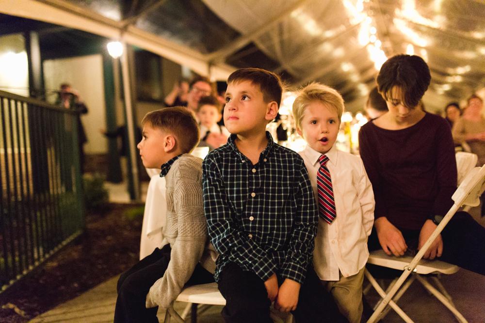Backyard Ojai Wedding.