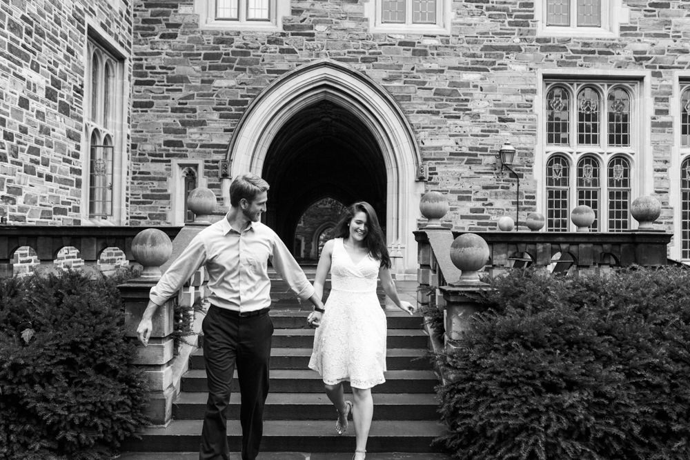 Princeton University Engagement Session