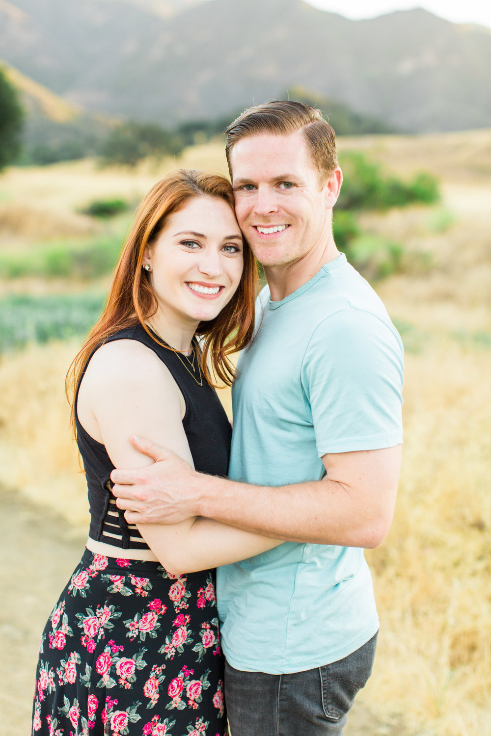 Malibu Engagement Session - Briana + Alex - Sarah Ellefson Photography