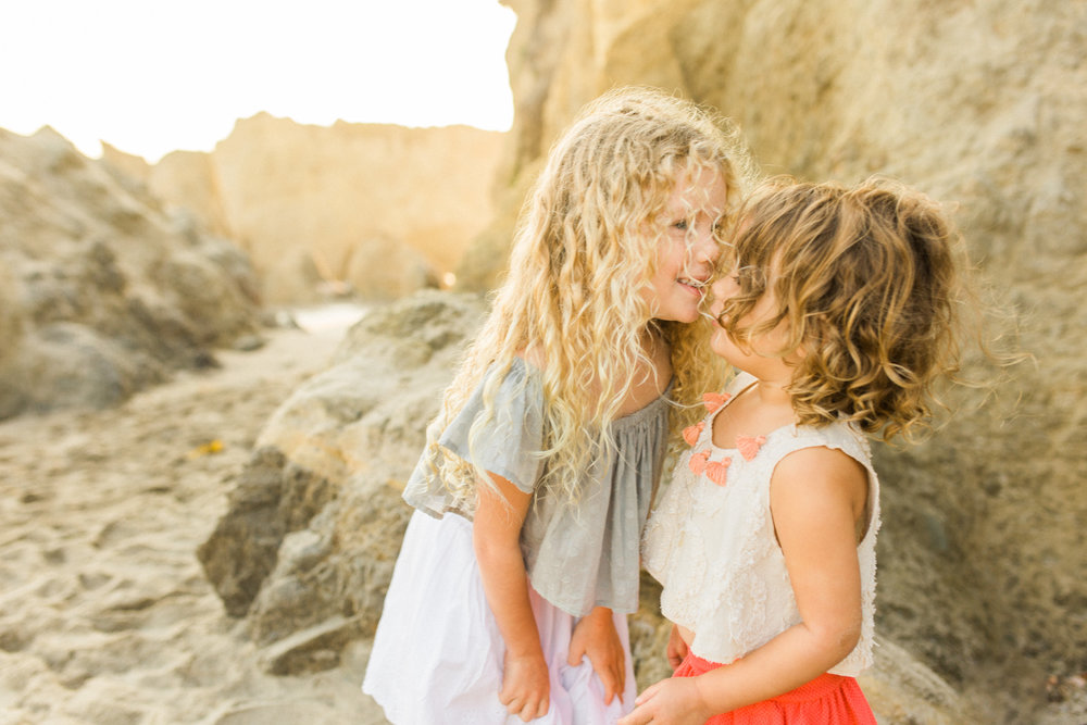 Sarah Ellefson Photography: Malibu Lifestyle Family Session