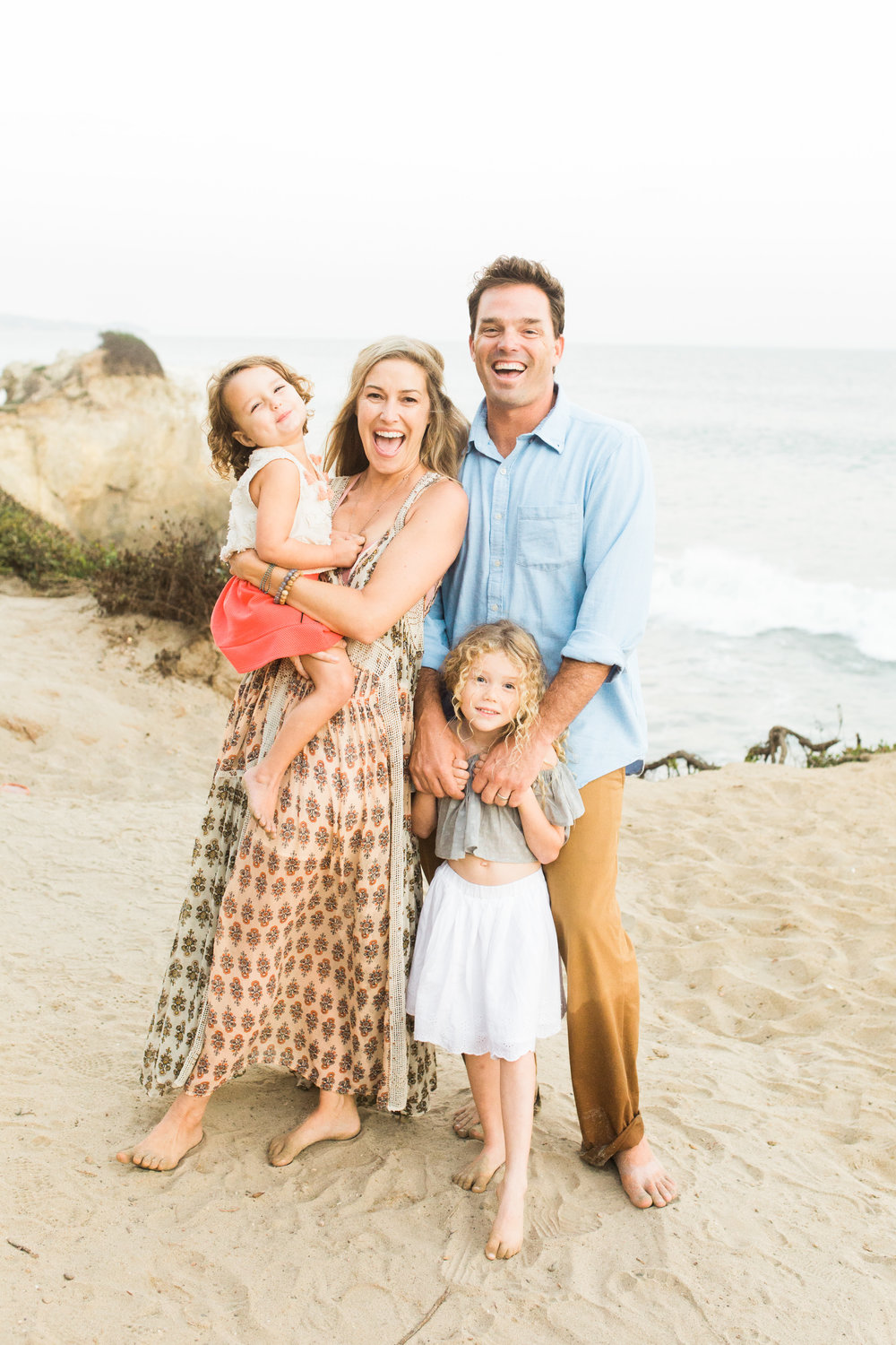 Sarah Ellefson Photography: Malibu Family Lifestyle Session