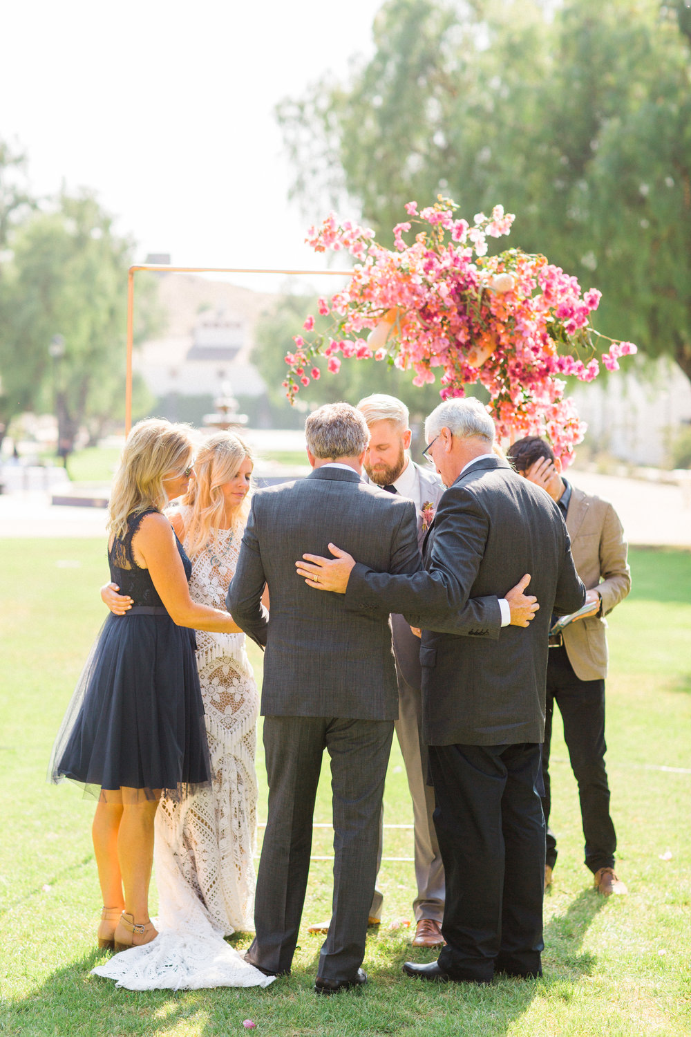 CSU Channel Islands Wedding - Sarah Ellefson Photography