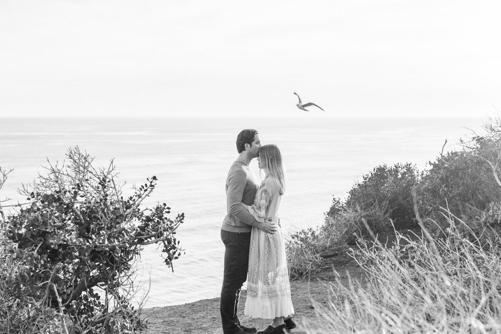 Photojournalistic El Matador Beach Engagement Session-46.jpg