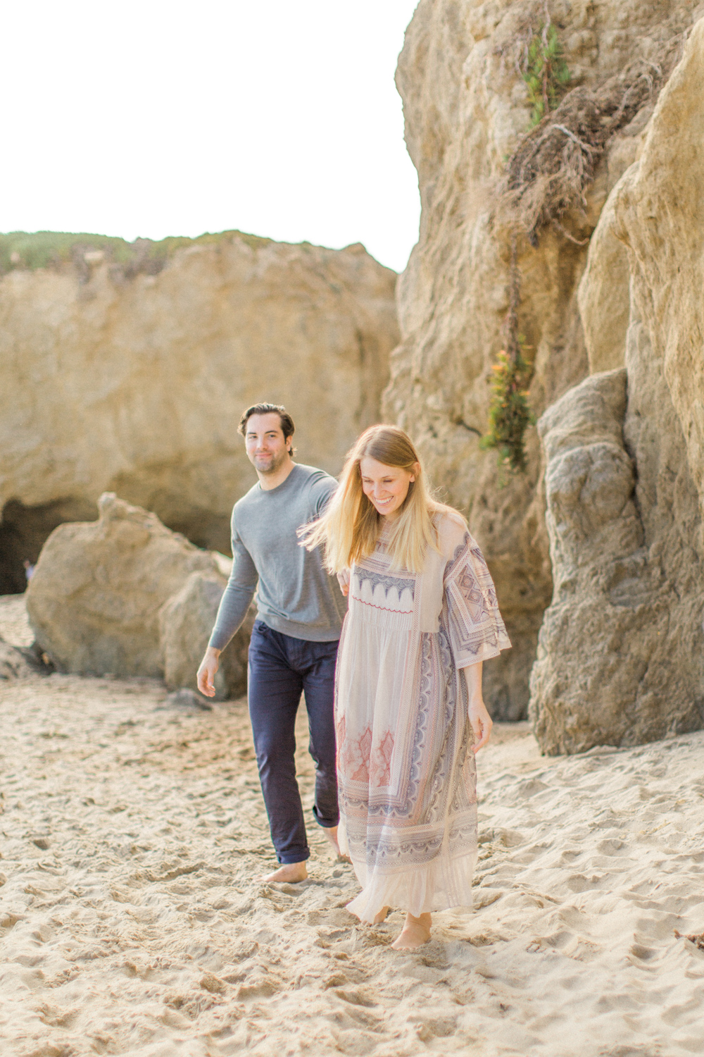 Photojournalistic Engagement Session El Matador Beach-4.jpg