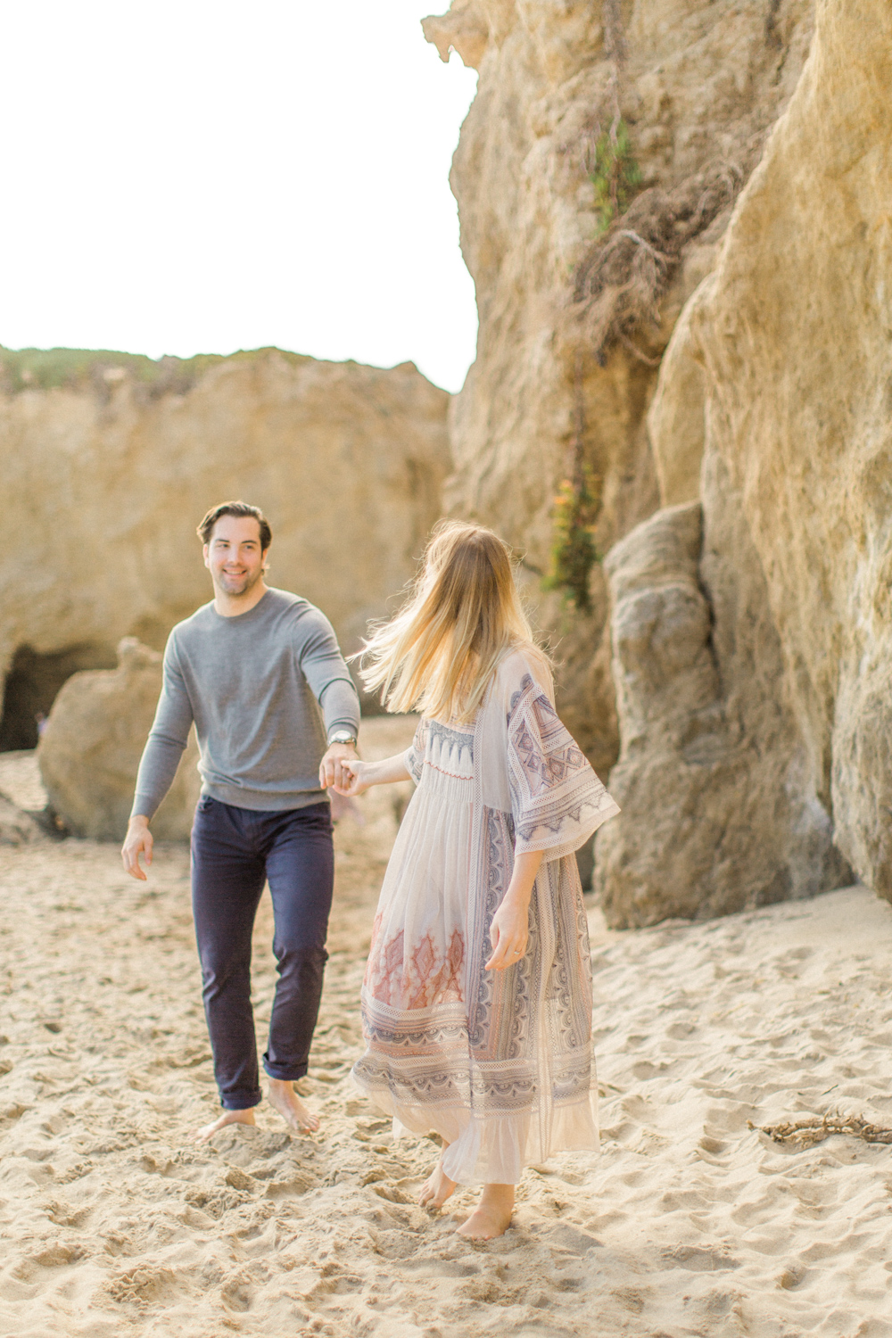 Photojournalistic Engagement Session El Matador Beach-6.jpg