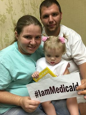I was born with cleft lip and cleft palate. Thanks Children's Hosp & Medicaid for my beautiful smile. I love books. ‪#‎IamMedicaid