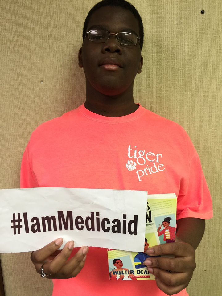 Last week I developed testicular torsion, very painful! After emergency surgery I am fine. Thanks Medicaid! #IamMedicaid