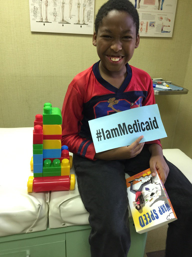 My doctor loves me and helps me with struggles. I have no transportation and not enough food. But I will go to school! #IamMedicaid