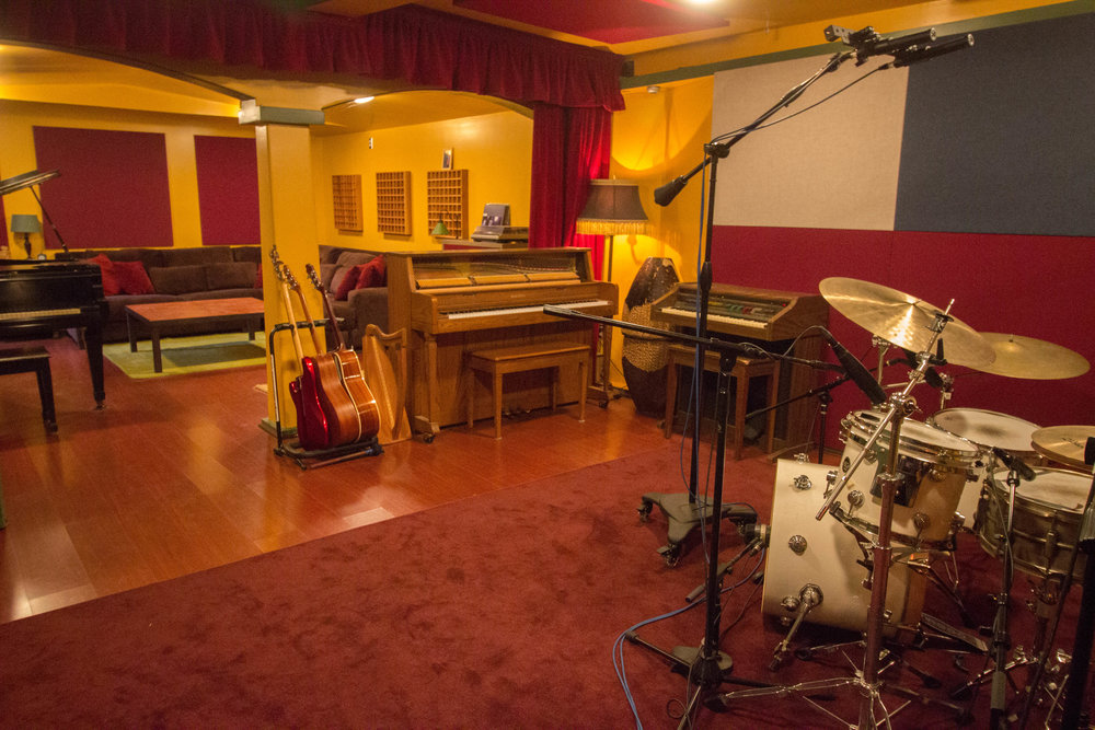 Live Room - Full View