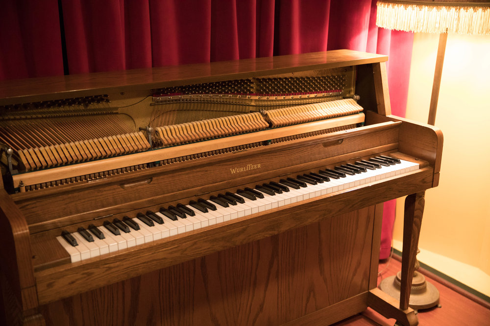 Wurlitzer Upright
