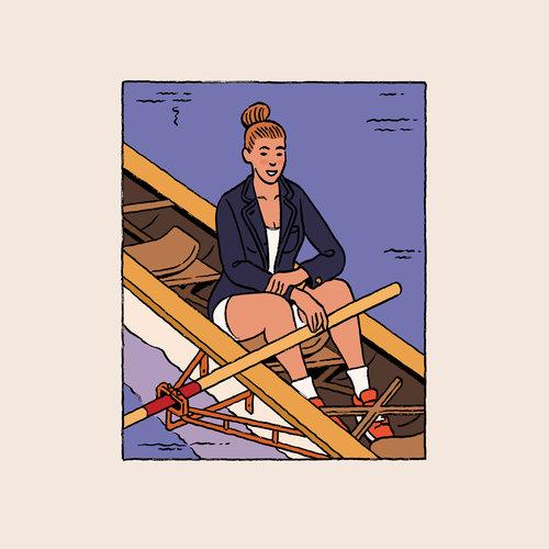 2f80cb67b Rowing Blazers Labels — Ilya Milstein Illustration